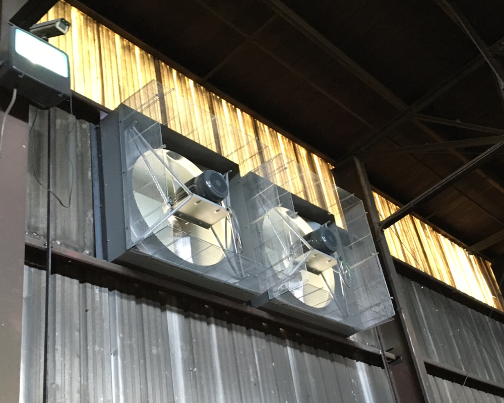 Clean Air for Aluminum Recycling Plant