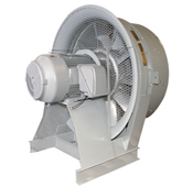 Aerovent Controllable Pitch Vaneaxial Fans