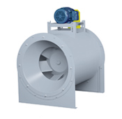Aerovent Inline Centrifugal Blowers