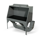 AGET Downdraft Tables